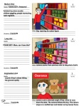 GAD 323-Animation Layout and Scene Design-storyboard page 1