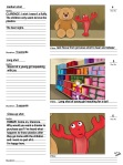 GAD 323-Animation Layout and Scene Design-storyboard page 2