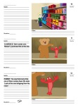 GAD 323-Animation Layout and Scene Design-storyboard page 4