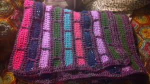 Mother-in-Law Blanket